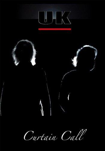 エディ・ジョブソン~U.K.特別公演『憂国の四士』『デンジャー・マネー』完全再現ライヴ カーテン・コール【初回限定盤Blu-ray+2CD/日本語字幕付】