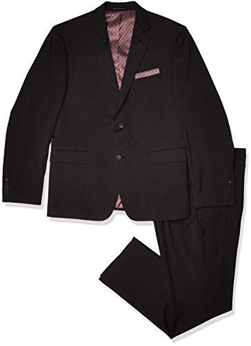Charades Men's Funny Tuxedo Adult Sized Costume, Blue, X-Small US