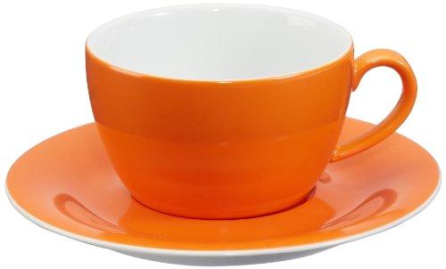 Kahla 57A149A72556C kopjesset 4-delig Pronto, oranje