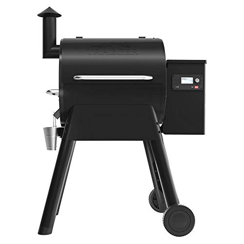 Our #5 Pick is the Traeger PRO 575 Pellet Smoker