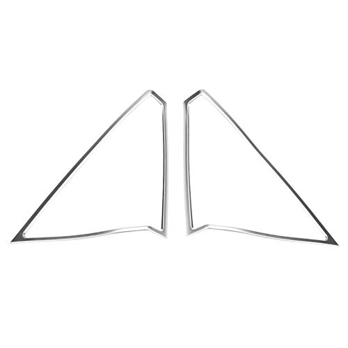 Armaturenbrett Dekore Audio Lautsprecher Rahmen Zierleisten Chrom Innenraum Lautsprecherrahmen für C-Klasse W204 2008-2014