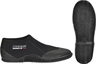 Cressi Short Adult Anti-Slip Sole Boots - Water Sports Basic: Snorkeling, Diving, Rafting, Windsurfing | Minorca Short