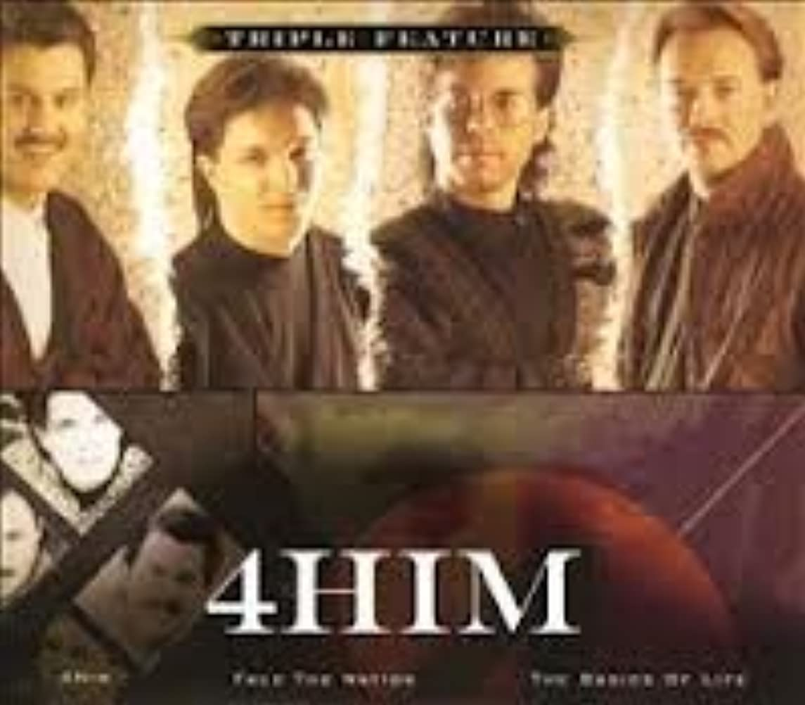 4Him: 4Him/Face the Nation/The Basics of Life