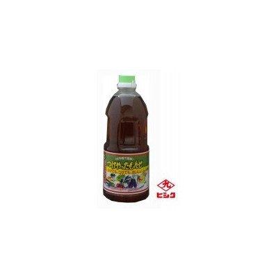 ヒシク藤安醸造 つけやったもんせ 1L×8本 0294725