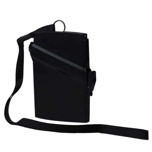 WITZ Waterproof Passport Locker, Black