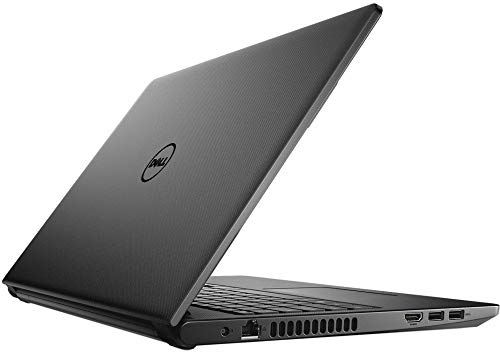 "2018 Newest Dell Premium Business Flagship Laptop PC 15.6"" HD LED-backlit Display Intel i3-7100U Processor 8GB DDR4 RAM 1TB HDD HDMI DVD-RW Bluetooth Webcam MaxxAudio Windows 10-Black"