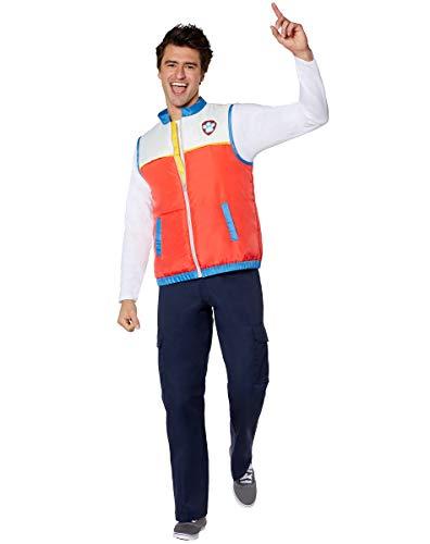 Spirit Halloween Ryder Paw Patrol Vest | Officially Licensed