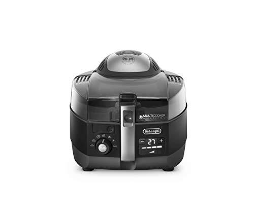 De\'Longhi FH1394/2.BK Multicooker, 2400 W, Schwarz