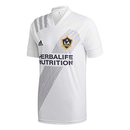 adidas Herren T-Shirt LA H JSY, Blanco, 3XL, EH6523
