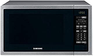 Samsung ME6194ST Microwave Oven (1000W, 55L, Stainless Steel)