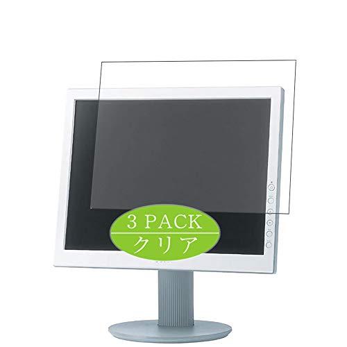 Vaxson 3 protectores de pantalla, compatible con Sony SDM-S53/HT SDM-S53 H/T monitor de 15 pulgadas, protector de película de TPU [no protectores de vidrio templado]