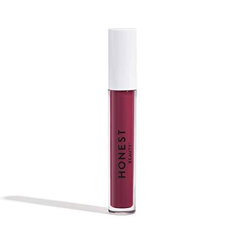 Honest Beauty Liquid Lipstick, Fearless | Vegan | Hydrating All-Day...