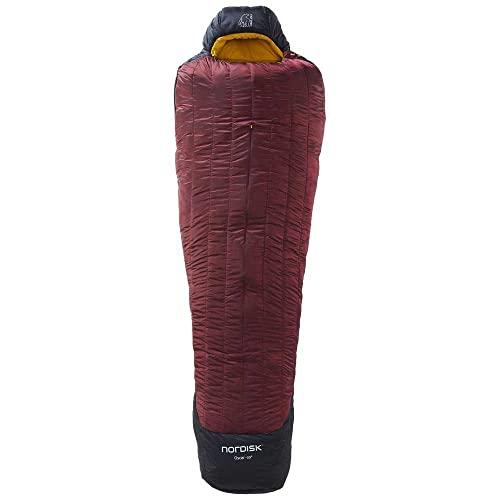 Nordisk Oscar -20° Mummy Schlafsack L Rio red/Mustard Yellow/Black 2021 Quechua Schlafsack