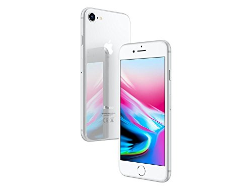 Apple iPhone 8 64GB - Plata - Desbloqueado (Reacondicionado)