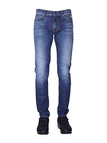 Roy Roger's Jeans Uomo 517 Man Stone Wash 34