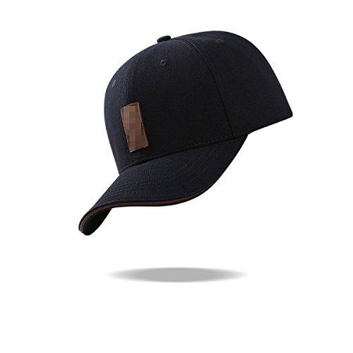 ROMEYA Elegante Cappello Casuale Berretto Berretto Da Baseball Leggero Rapida,01-55-60cm