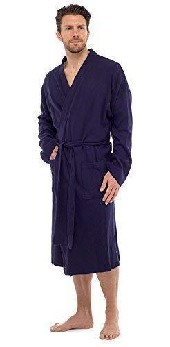 INSIGNIA Men's 100% Cotton Robe ...