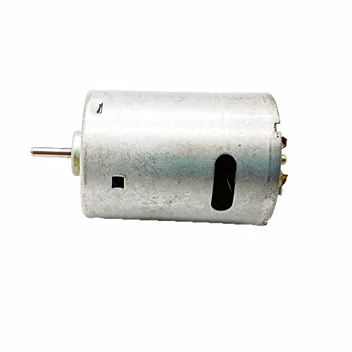 MeterMall 380 motor 6 - 12V pomp Spray Thruster Water Turbo Power Servo Jet voor RC bootaccessoires