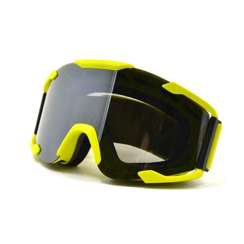 HEEGNPD motorcross-bril fietsbril sportbril voor motorfiets dirt bike racing goederen off-road helmen bril 6