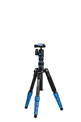 Benro Travel Slim - Kit Video, Color Negro