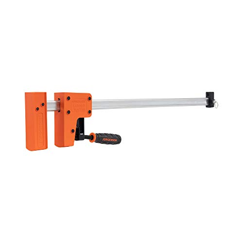 JORGENSEN 8024 Cabinet Master Steel Bar Clamp