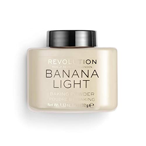 Makeup Revolution Baking Powder Banana Light