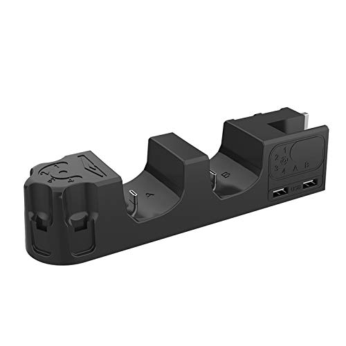 210 Sw-ITC-h Multifunktions-Ladegerät, Controller-Ladegerät-Basis, Wird für das Zubehör der Game-Handle-Konsolensteuerung verwendet