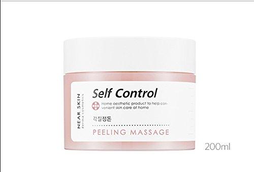 [Missha] Near Skin Self Control Peeling Massage / 200ml *NEW* / Tracking number