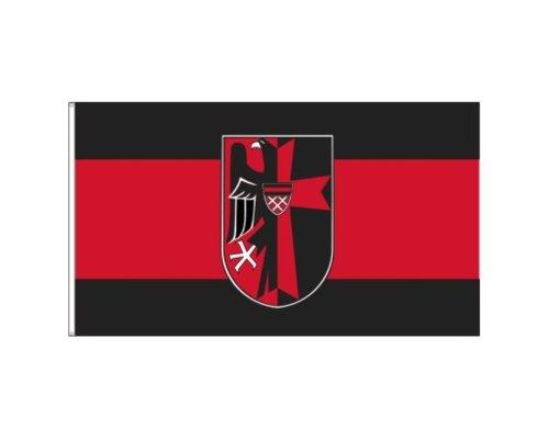 Flagge Fahne Sudetenland Wappen 90x150cm