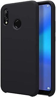 Nillkin Flex Pure Soft Touch Case Cover For Huawei P20 Lite/Nova 3E, Black