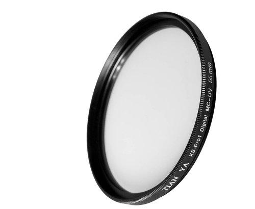 Phorex Slim MultiCoated MC UV Filter 55mm aus Echtglas - TIANYA