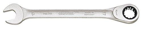Gedore 7R-10 2297086 Clé à cliquet combiné 10 mm, Argent