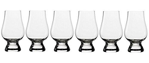 Stölzle Lausitz The Glencairn Glas 190ml, 6er Set Whiskygläser, Whisky, spülmaschinentauglicher Tumbler, hochwertige Qualität
