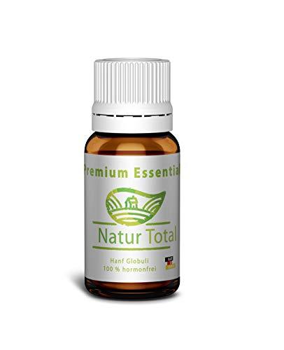 Premium Essential Hanf Globuli 10g - in Potenz D6 radionisch/bioenergetisch informiert - die Alternative zu Hanföl, CBD Hanf Öl ,ttropfen, Hanfsamen oder Hanf-Tee