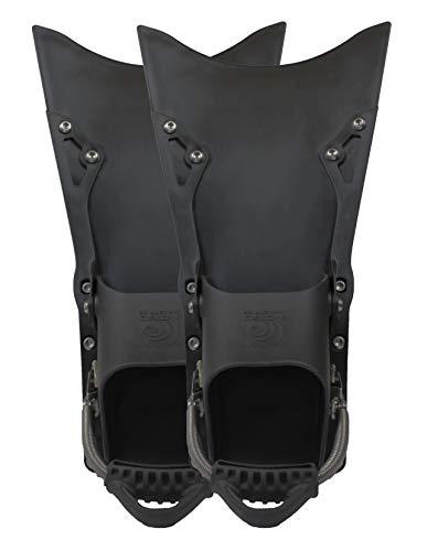 Indigo Industries TAC Scuba Diving Fins (Medium)