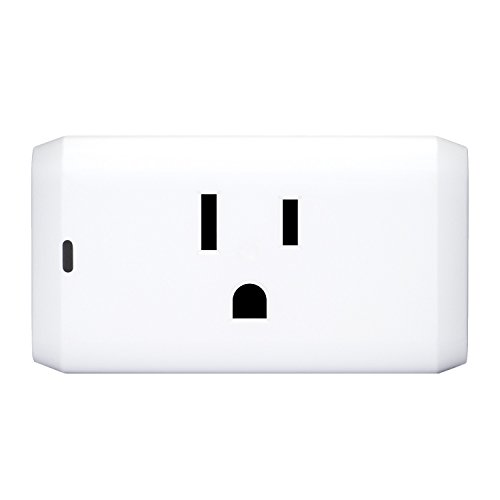 Centralite Smart Plug Mini (Works with SmartThings, Wink, Hubitat, Vera Plus, Echo Plus, Home Assistant, and ZigBee platforms)
