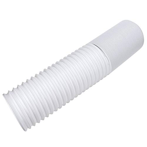 Portable Air Conditioner Hose, Friction Loss Quality Materials 15 * 150cm Made of Pp and Wire
