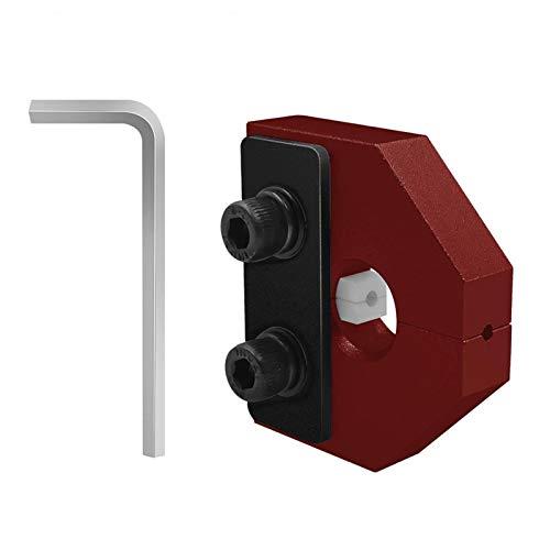 Conector del soldador del filamento de las piezas de la impresora 3D, sensor del filamento del ABS de 1.75/3.0m m, apto para la mayoría del uso del filamento de la impresora 3D