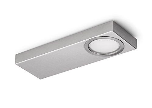 Naber Rea 1 Lampe LED sans interrupteur/unterboden 1/A + +/2 W/Blanc neutre