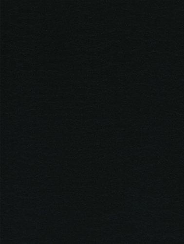 12-Piece Kunin Eco-fi Prestofelt Peel-n-Stick, 9-Inch by 12-Inch, Black