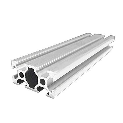 Printer Accessories Y-Longhair 500Mm Length 2040 T-Slot Aluminum Profiles Extrusion Frame for 3D Printer