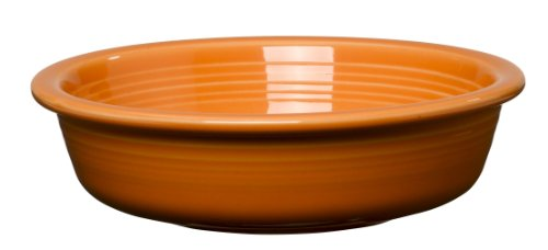 Fiesta 19-Ounce Medium Bowl, Tangerine