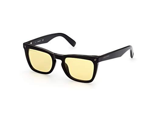 DSquared unisex gafas de sol CAT DQ0340, 01J, 51
