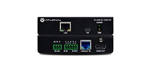 Learn More About Atlona Technologies AT-UHD-EX-100CE-RX