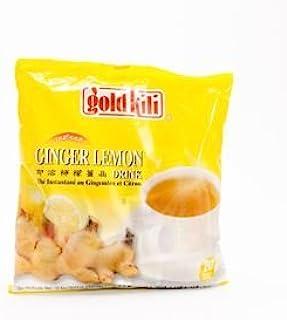 Oro Limón Jengibre bebida instantánea Kili 360g (20 bolsas de té)