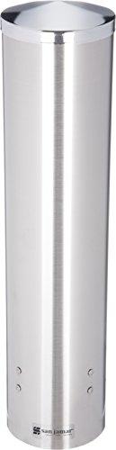 cup dispenser wall mount - 5