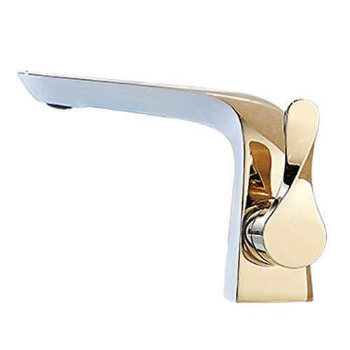 Modern Design wastafelkranen Sink mengkraan badkamer wastafelmengkraan Warm Koud Water Taps Kraan Handvat wastafel kraan