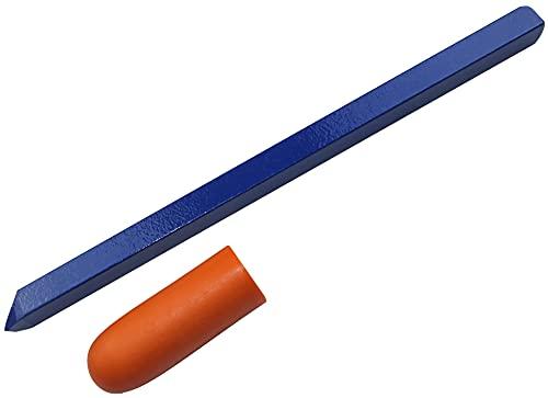 AERZETIX - Cortador bolígrafo para cortar azulejos 130mm - cúter para loza - cortador manual de baldosas cerámica - acero - C50008