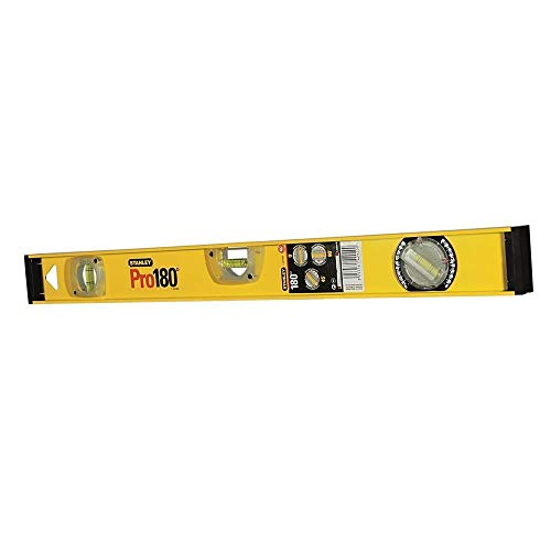 Stanley waterpas I-Beam 180 graden Celsius, 60 cm, 1-42-920