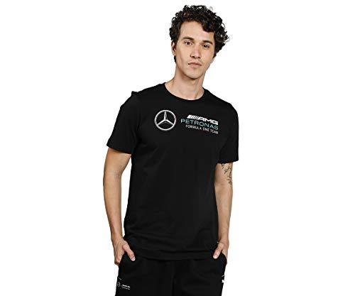 PUMA Mercedes F1 Logo Herren T-Shirt Puma Black XL